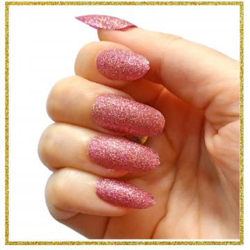 Sale- Large Size Oval/Almond Press On Nails