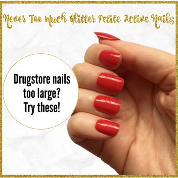 Petite Active Nails